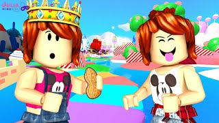 Roblox - A RAINHA AMENDOIM AZARADA (Sweet Tooth)