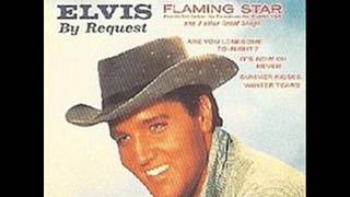 Elvis Presley  Flaming Star 1960 RCA  Take 5