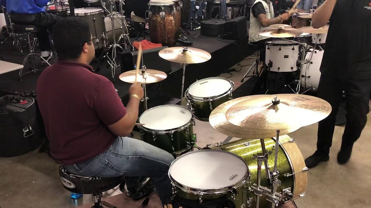 DOH drum meet 2019 solo 16