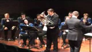 Introduction and Allegro Spiritoso - Senaille - performed on Euphonium by Robin Langdon