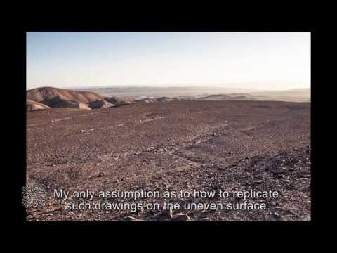"A lecture ""The geoglyphs of Nazca"""