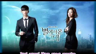 (Thaisub) Hyorin 효린 - 안녕 (Hello/Goodbye) You Who Came From The Stars OST Part.4