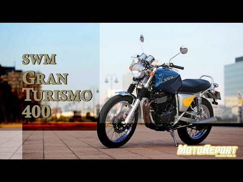 【Webikeモトレポート】SWM GRAN TURISMO(グランツーリスモ) 試乗インプレッション