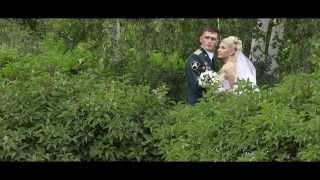 Славгород свадьба Никиты и Алёны  июль 2013 г.
