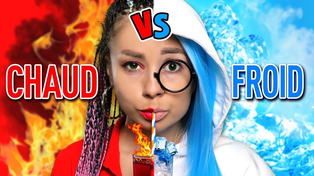 Download Défi Froid vs Chaud || La Fille en Feu vs La Fille de Glace dans une comédie musicale par LALAL'R