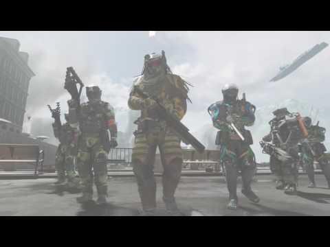 RainxSlayz's Switch to PS4 Call of Duty