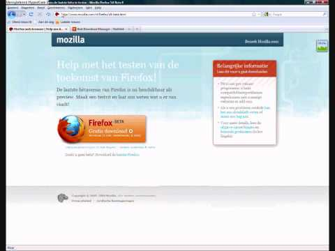 mozilla firefox 3.6 beta 4 download