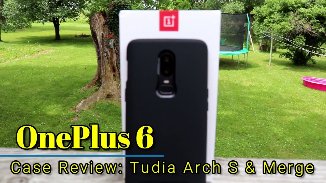timeless design f408c 7d3c3 OnePlus 6: Case Review - Tudia Merge ($11) and Tudia Arch S ($8)