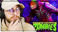 Ma MAP ZOMBIE PRÉFÉRÉE SUR INFINITE WARFARE ! 🔥 (Retour Zombies Infinite Warfare Rave)