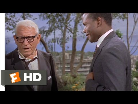 Guess Who's Coming to Dinner 28 Movie   What the Hell Is Going On Here? 1967 HD