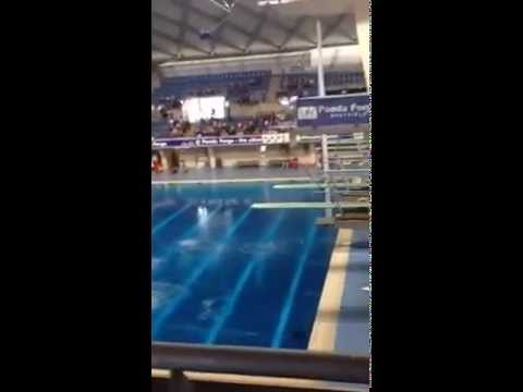 Fox Audio Hire Ltd Poolside At Ponds Forge Swimming Pool Sheffield Youtube