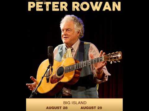 Peter Rowan complete 2015 interview