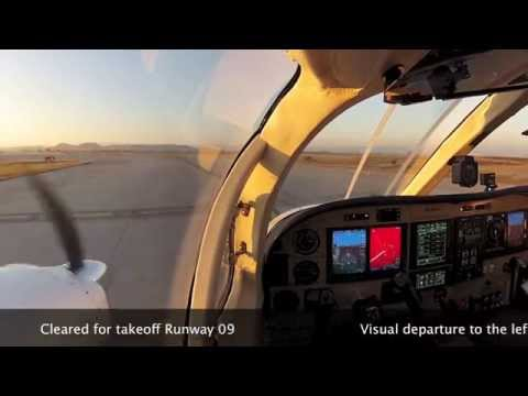 Cessna 340 IFR Flight - MMQT-MMRX