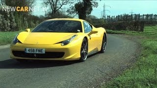 Ferrari 458 Italia : Car Review