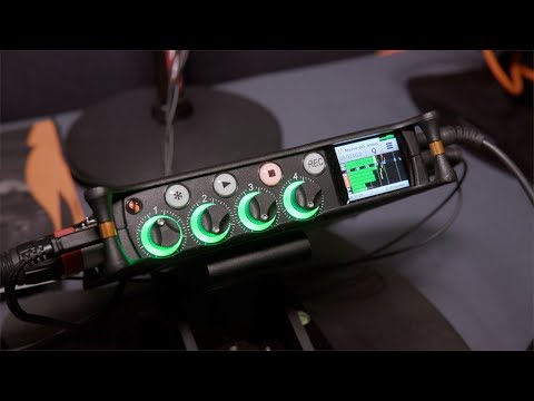 Sound Devices Firmware 3.0  - AES 2018