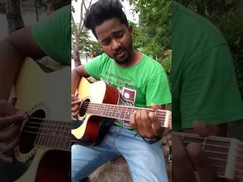 Dilbar mere in guitar