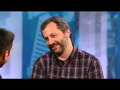 Judd Apatow And Leslie Mann On George Stroumboulopoulos Tonight: INTERVIEW