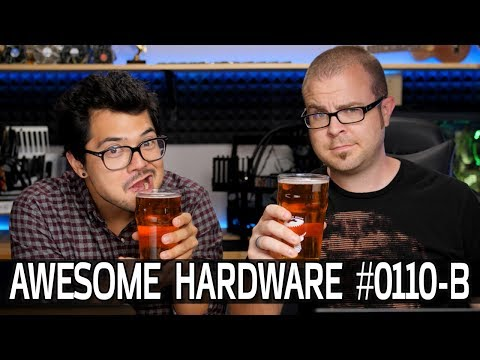 Awesome Hardware #0110-B: VEGA FE vs Titan Xp & PC Hardware for Cryptocurrency Mining