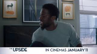 "The Upside - ""Happening"" - In Cinemas January 11"