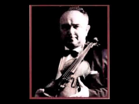 Victor Pikaizen plays Ysaye Sonata No.6.avi