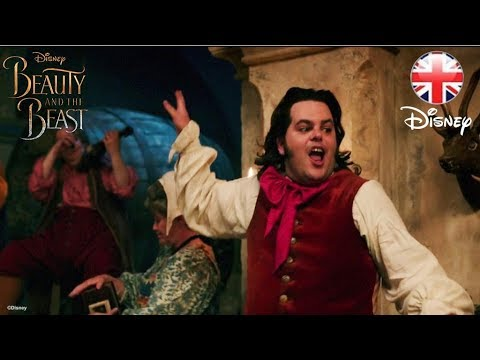 BEAUTY AND THE BEAST | Gaston - 2017 Clip and Song | Official Disney UK