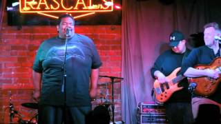 """Funktastic 5 performing """"Cream"""" at Rascals Live on March 19, 2016."""