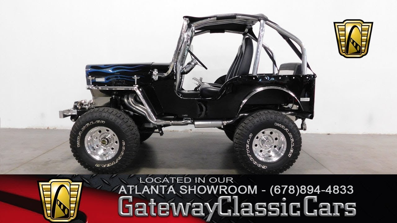 hight resolution of 1953 willys cjb3 gateway classic cars of atlanta 538