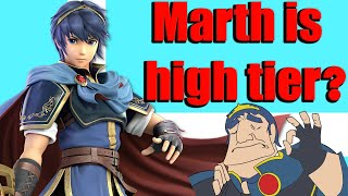 MARTH GOT BUFFED | Buffed Marth gameplay (Super Smash Bros. Ultimate) Patch 8.0 Marth