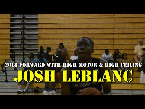 Josh Leblanc Could Be A STEAL For Any College