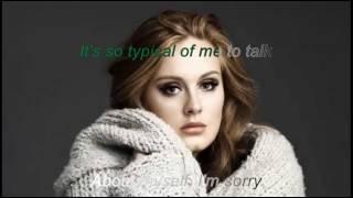 Video Adele  - Hello (Album  - Adele 25)Lyric download MP3, 3GP, MP4, WEBM, AVI, FLV Agustus 2017
