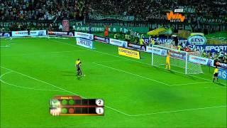 Tanda de Penaltis Nacional-Junios Final Vuelta Liga Postobón 2014- I - Win Sports