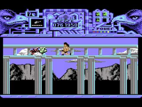 Hawkeye Longplay (C64) [50 FPS]
