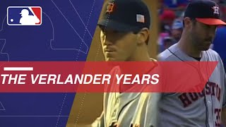 Justin Verlander's top moments through the years