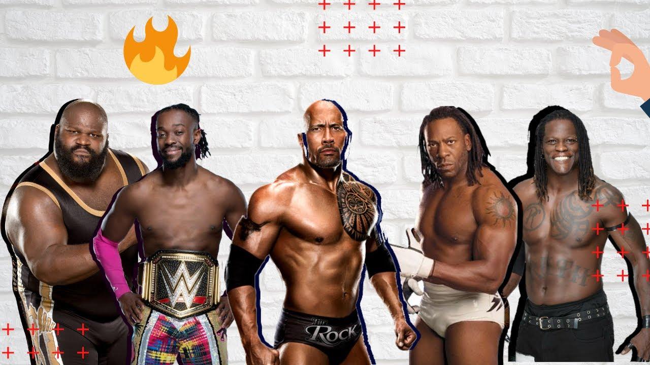 ابرز نجوم في WWE من ذوي البشرة السمراء حققوا نجاحا هائلا لا يصدق!!