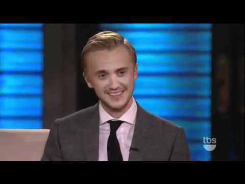Tom Felton- New Jersey Accent