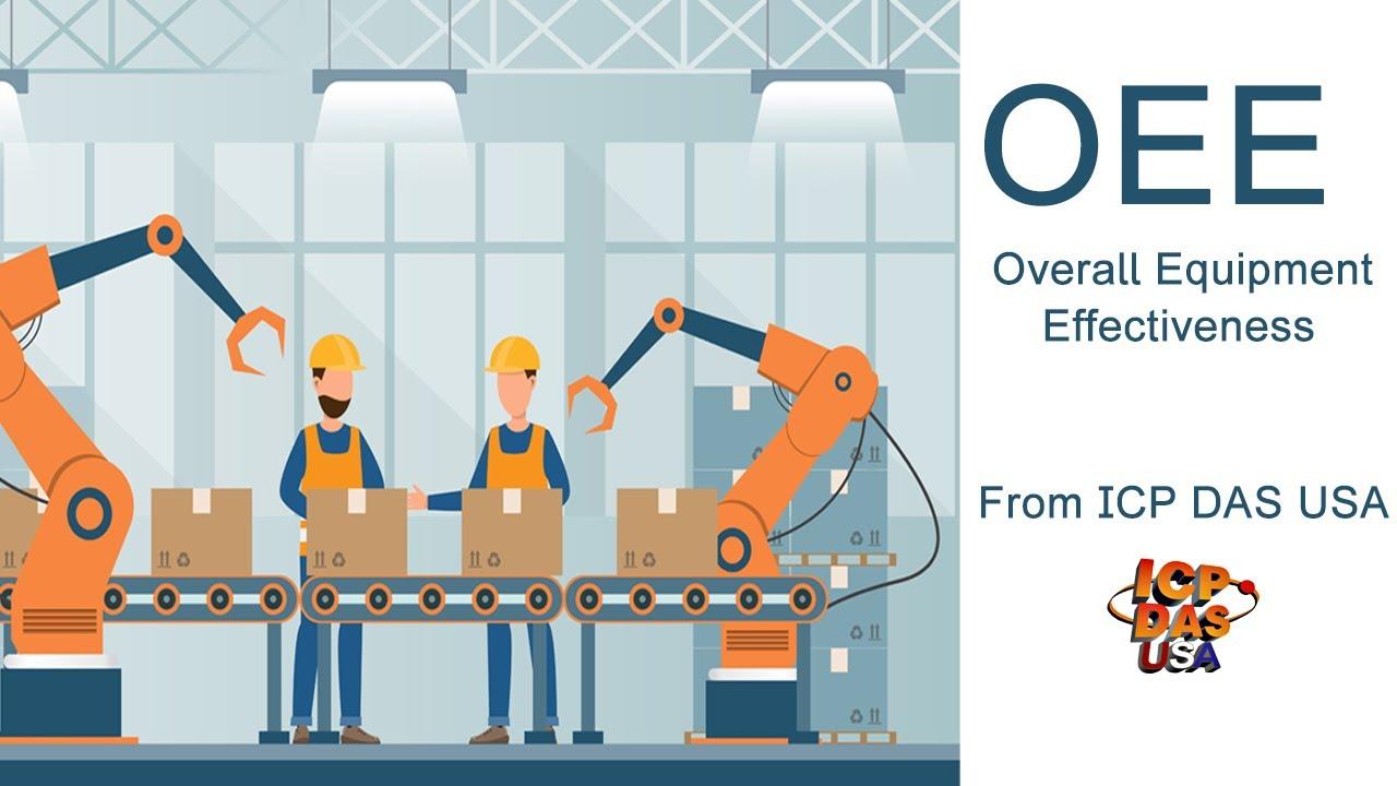 Overall Equipment Effectiveness System | ICP DAS USA