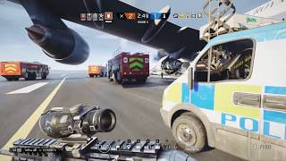 Rainbow Six Siege - Aze Team vs Turk Team | Custom game