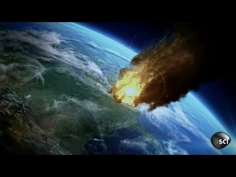Science of Asteroid Entry and Impact | Man vs. the Universe