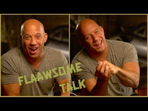 Vin Diesel On Turning 50, His Diet and Muscles  And What It Felt Like Passing Obama on Facebook