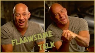 This is HOW Vin Diesel really FEELS about turning 50 😱😱😱