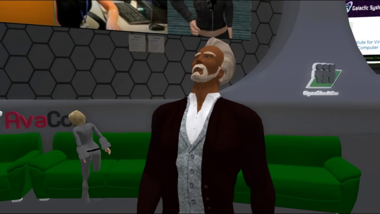 New opensource VR viewer for OpenSim may be coming soon