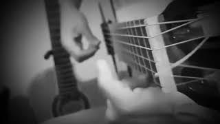 عزف جيتار حزين💔😔