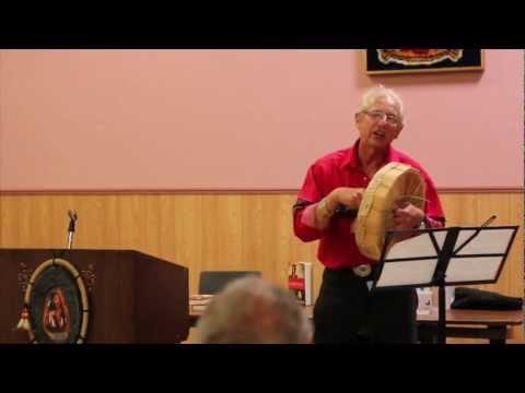 Tecumseh Commemorative Song - By Len Wallace