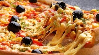 Chicken Tikka Cheese Pizza