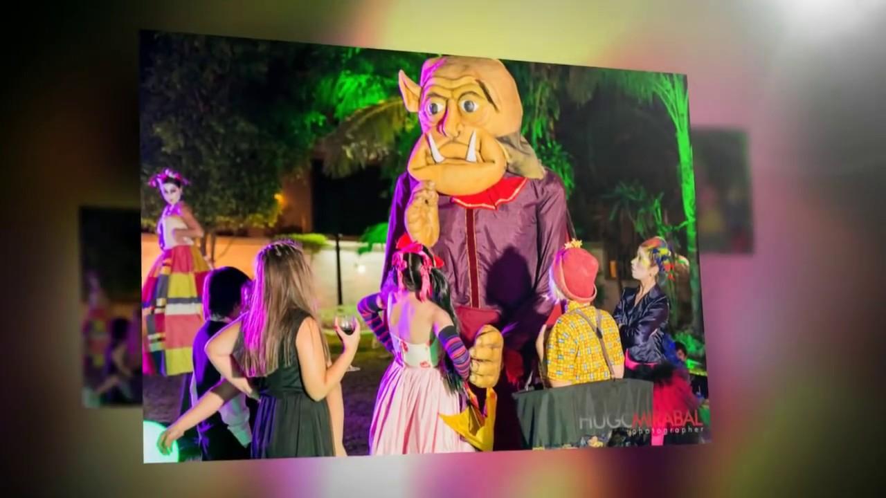 Fiesta de 15 a os tem tica candy youtube for Diseno de interiores anos 70
