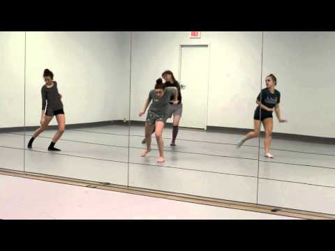 This is Halloween Infinity Dance Academy Contemporary Class