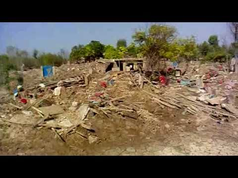 Flood Destroyed Areas Of Noshera Part-3