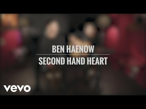 Ben Haenow - Second Hand Heart (Acoustic)