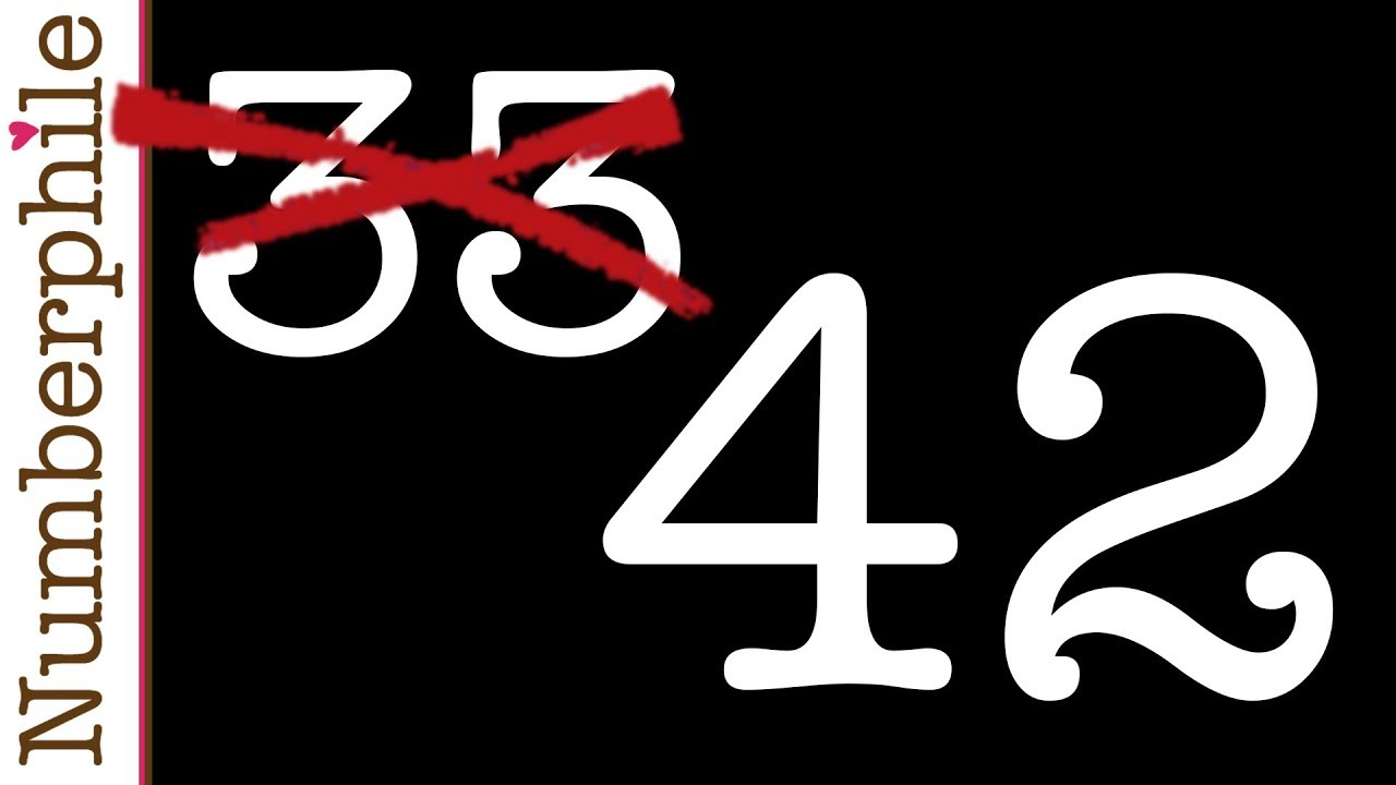 The Uncracked Problem With 33: Mathematician Solves 64-year