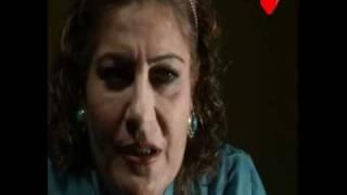 الأعلامي حبيب محمد في منزل الفنانة اسيا كمال